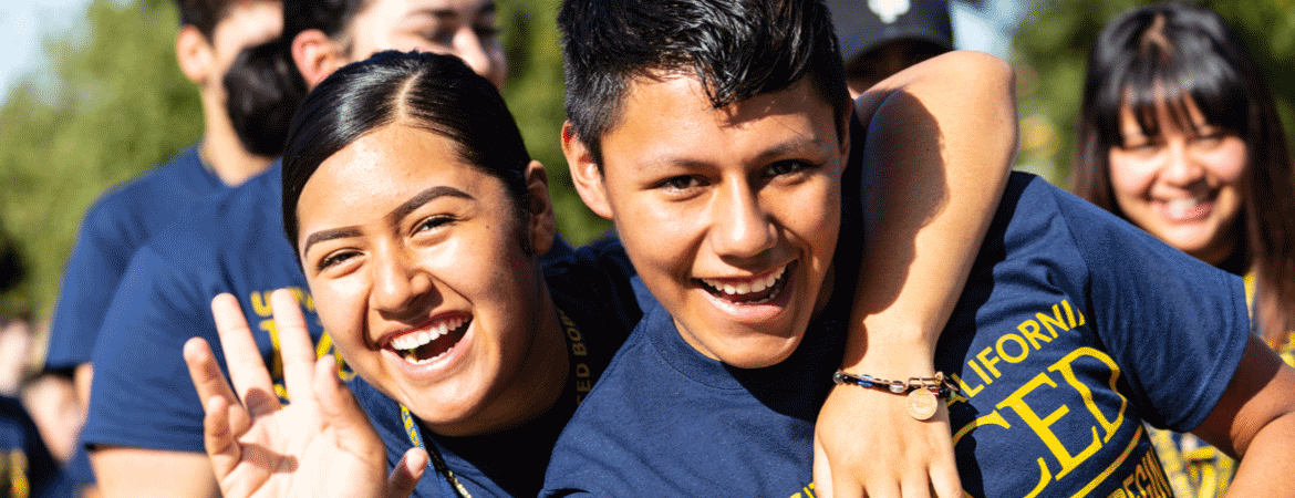 UC Merced Students Supported by CATSPOTS
